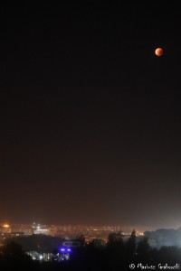 total moon eclipse 10